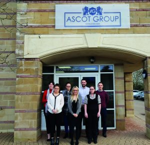Ascot Group new starters