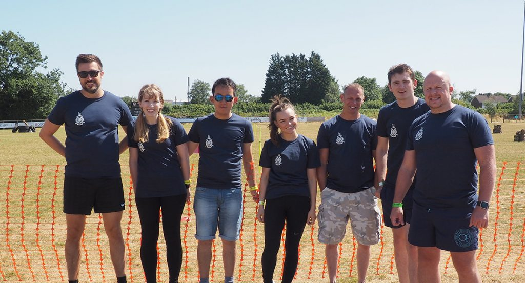 Marines Bootcamp Challenge 2018