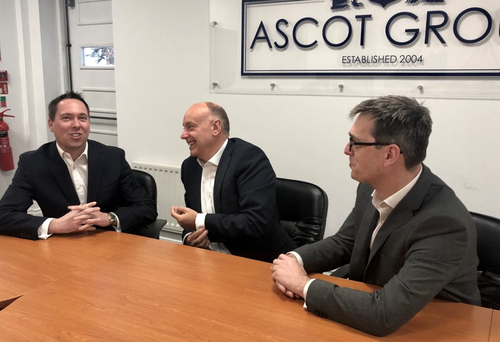 The Ascot Group appointments