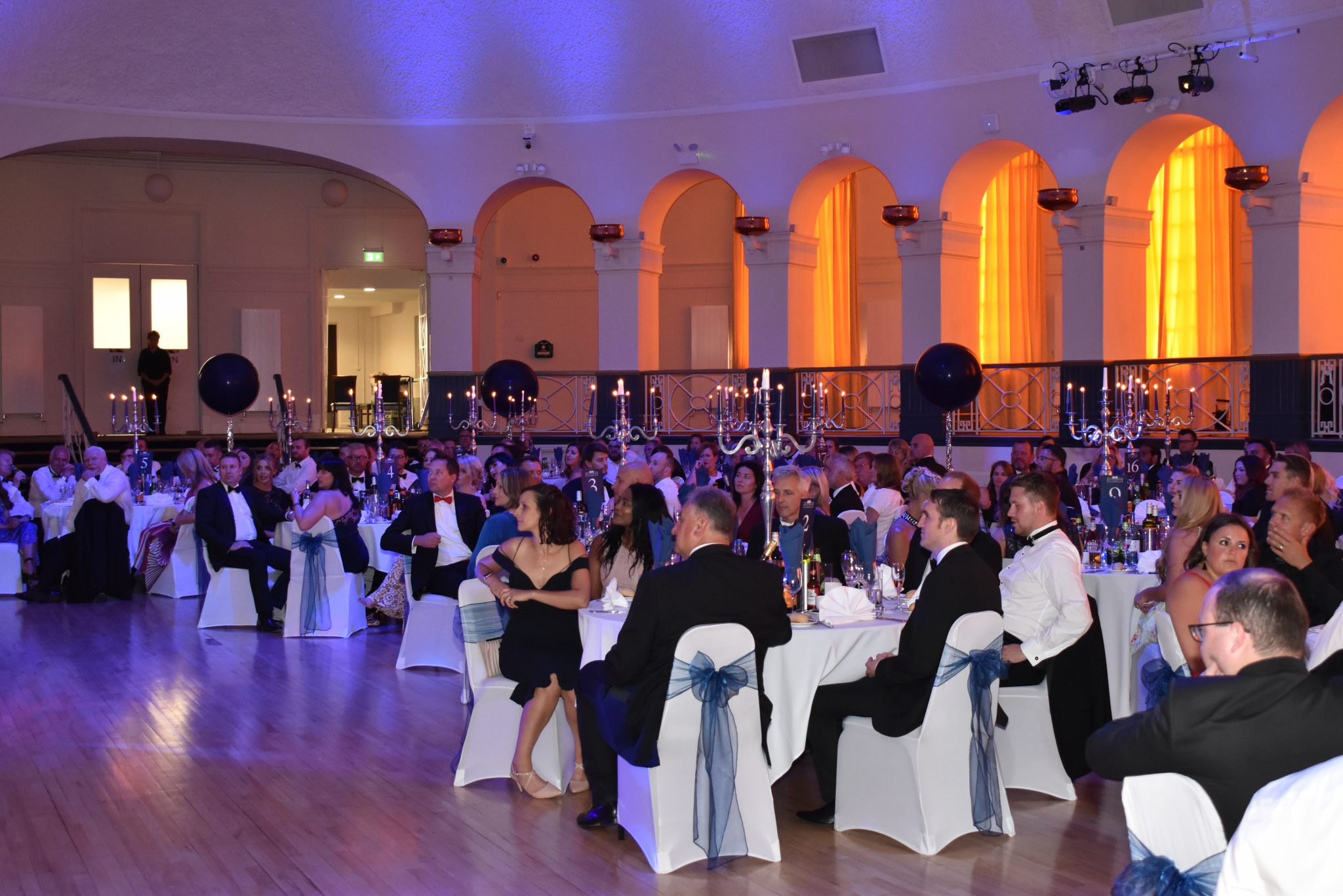 The Ascot Group Summer Ball Venue
